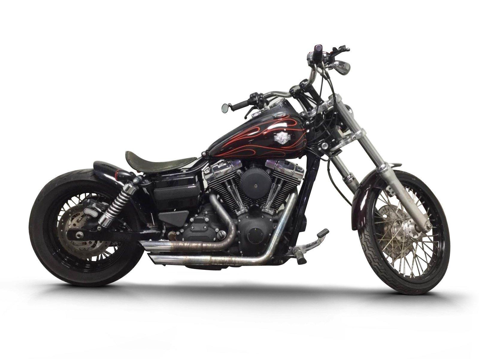 2010 Harley Davidson Fxdwg Dyna Wide Glide For Sale