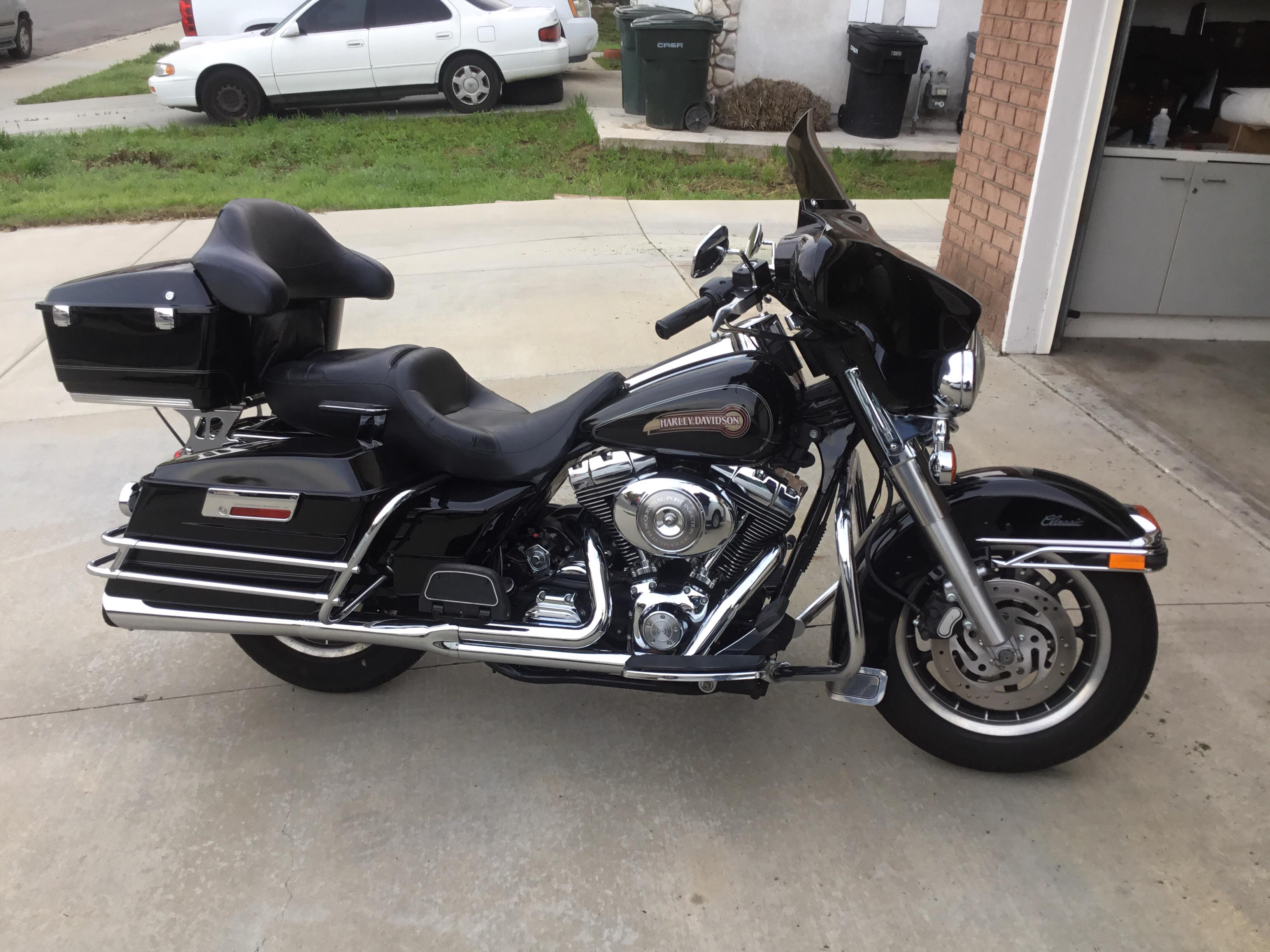 2006 HARLEY-DAVIDSON FLHTCI ELECTRA GLIDE CLASSIC For Sale - $6488 | Free  Shipping
