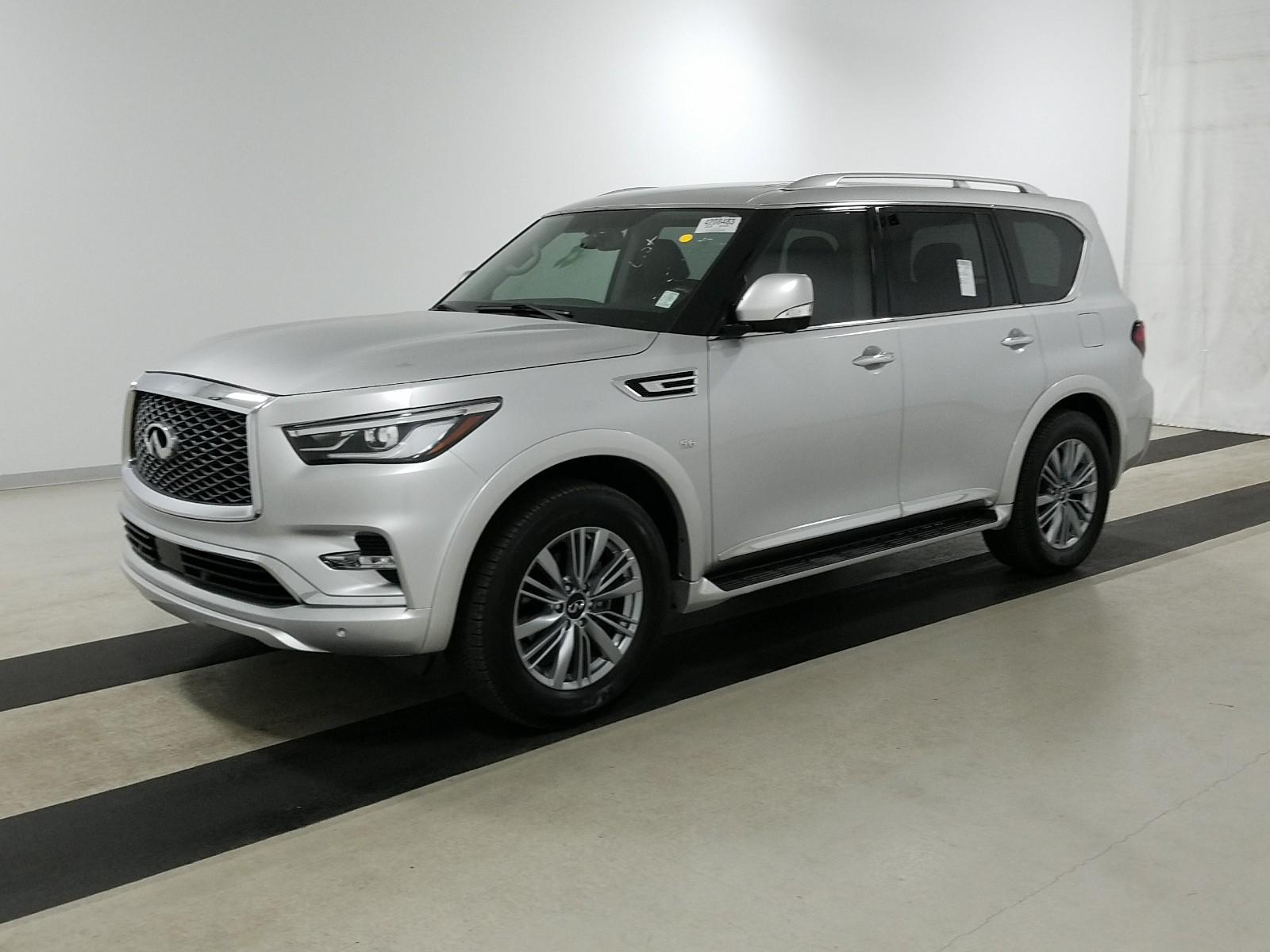 Qx80 For Sale >> 2018 Infiniti Qx80 For Sale