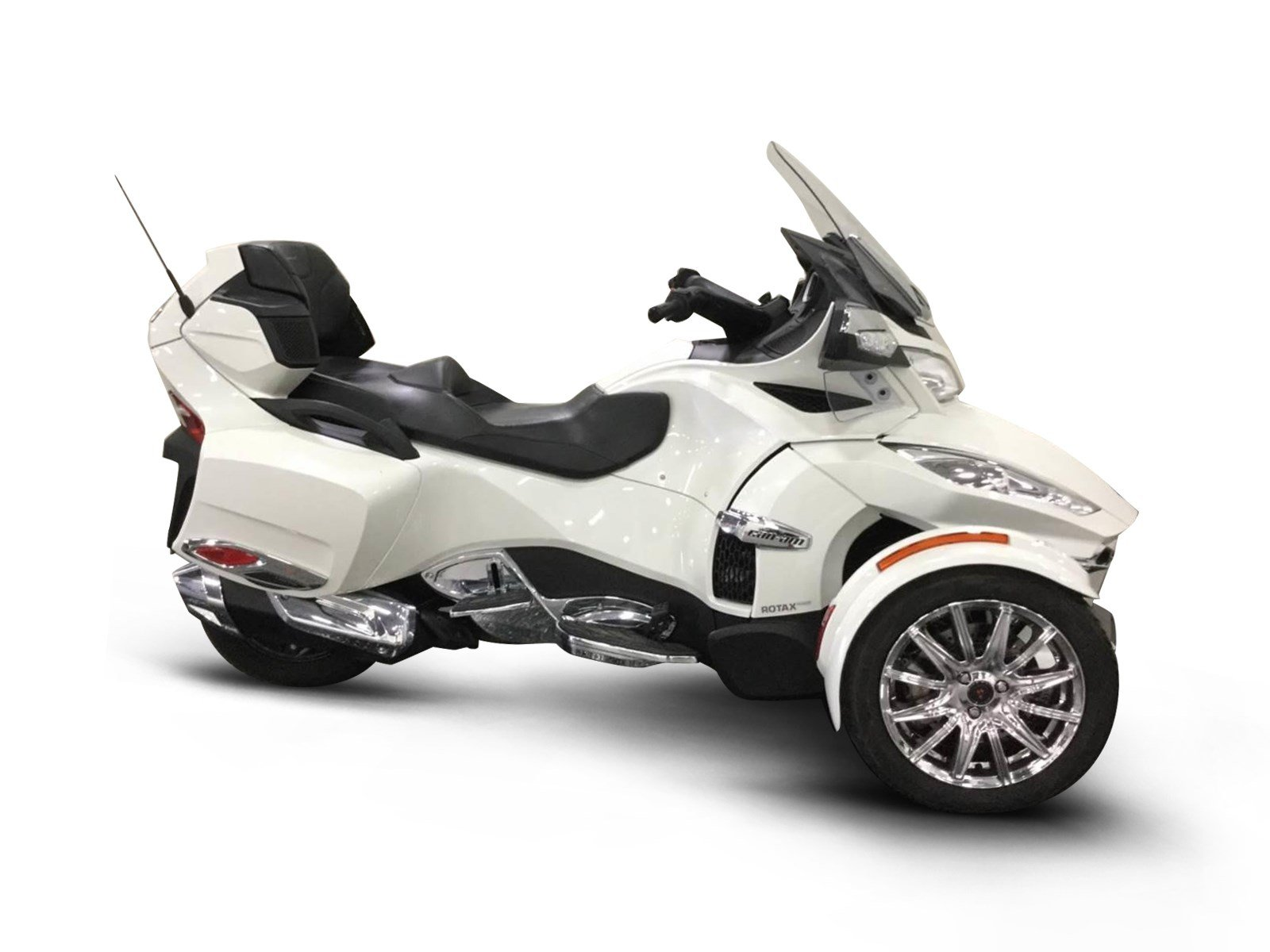 Can Am Spyder For Sale >> 2018 Can Am Spyder Rt Limited Se6 Chrome