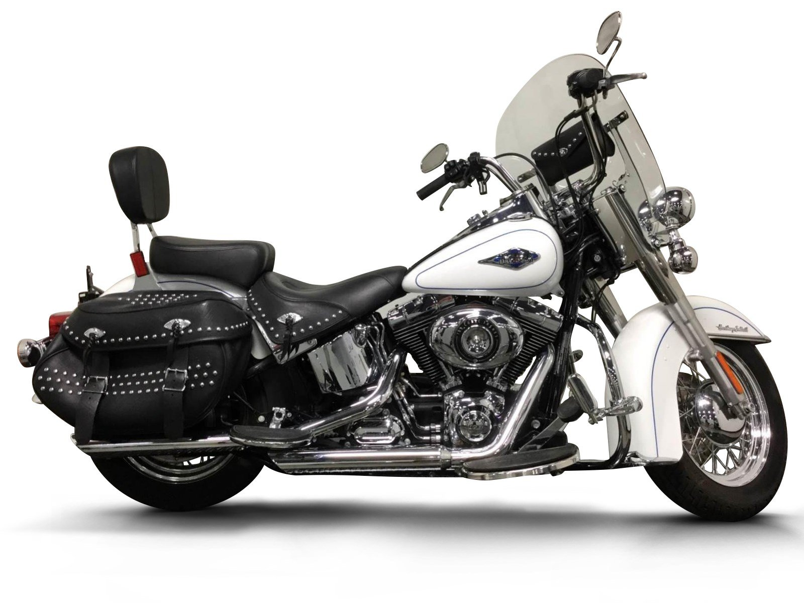 2013 HARLEY-DAVIDSON FLSTC HERITAGE SOFTAIL CLASSIC For Sale - 10788 | Free  Shipping