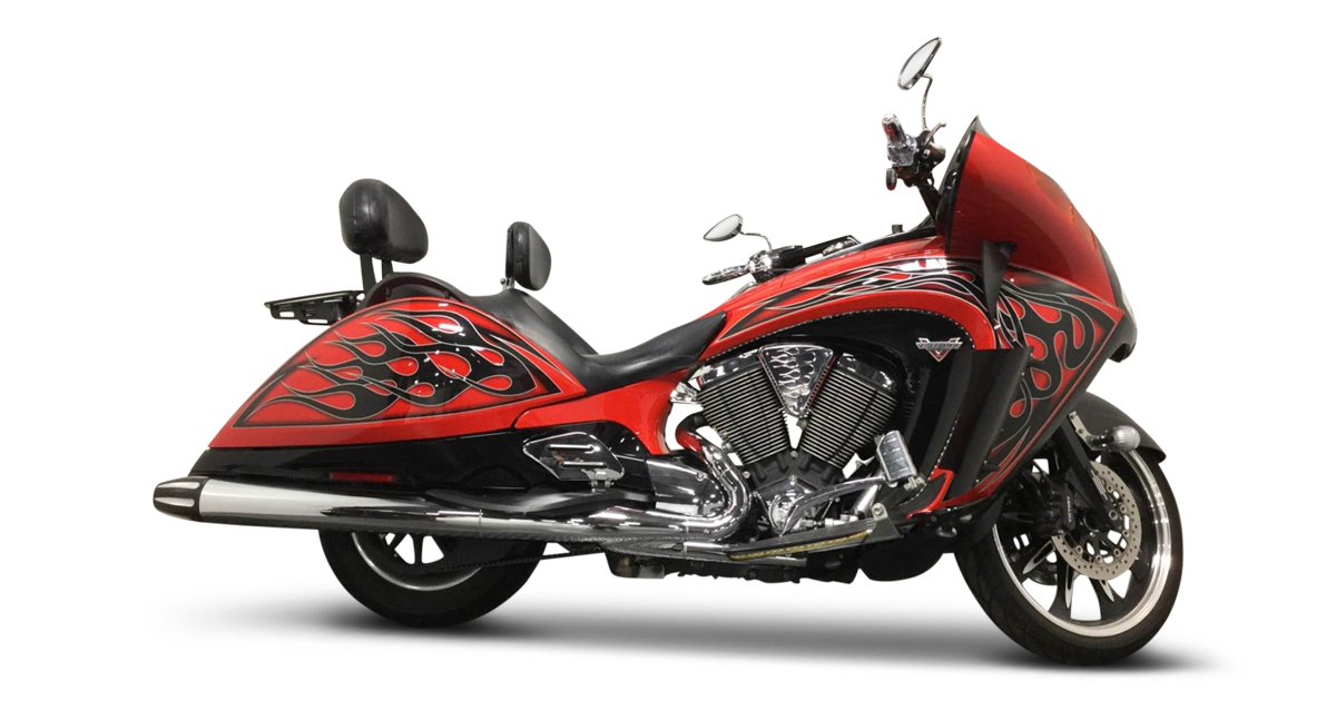 2013 Victory Motorcycles Arlen Ness Vision For Sale