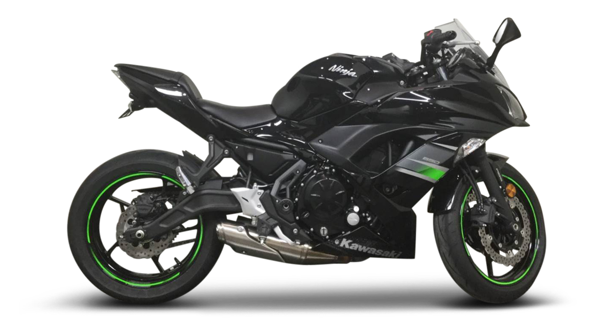 2019 Kawasaki Ex650kkfa Ninja 650 Abs For Sale