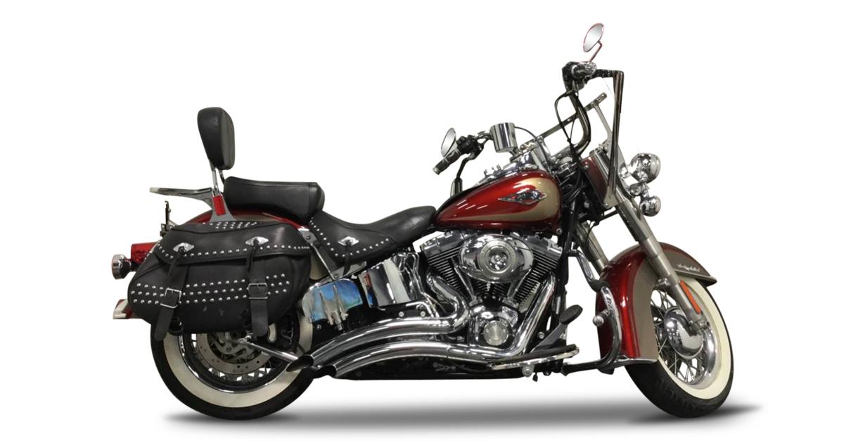 2009 HARLEY-DAVIDSON FLSTC HERITAGE SOFTAIL CLASSIC For Sale