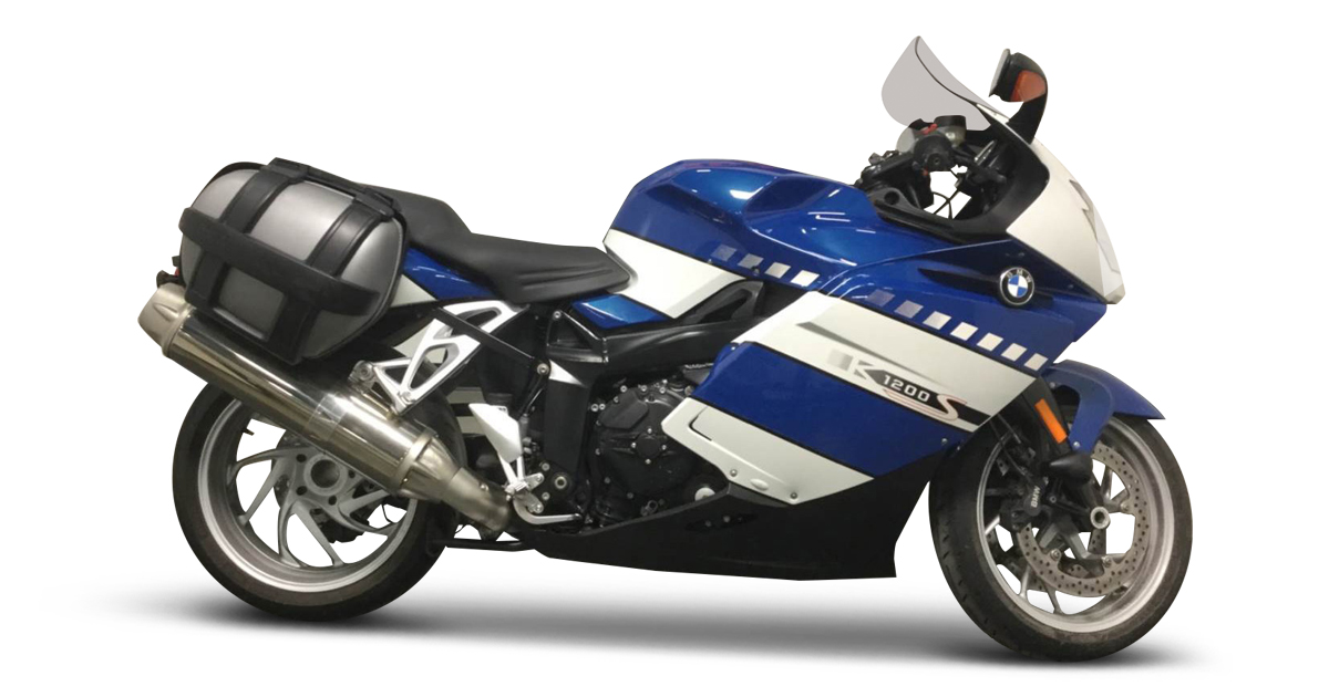 2005 Bmw K1200s For Sale