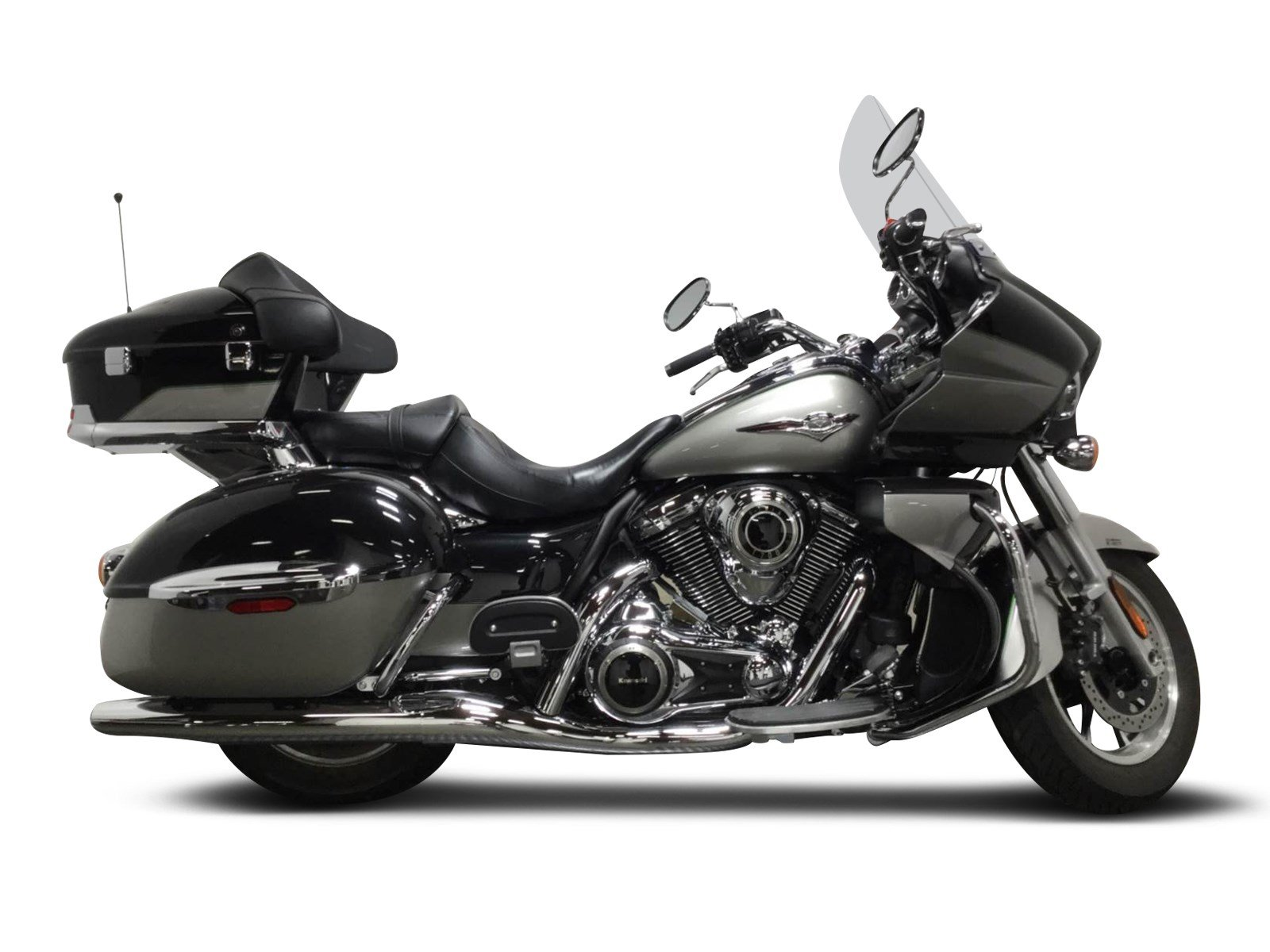 2009 KAWASAKI VN1700C9F/A VULCAN NOMAD For Sale