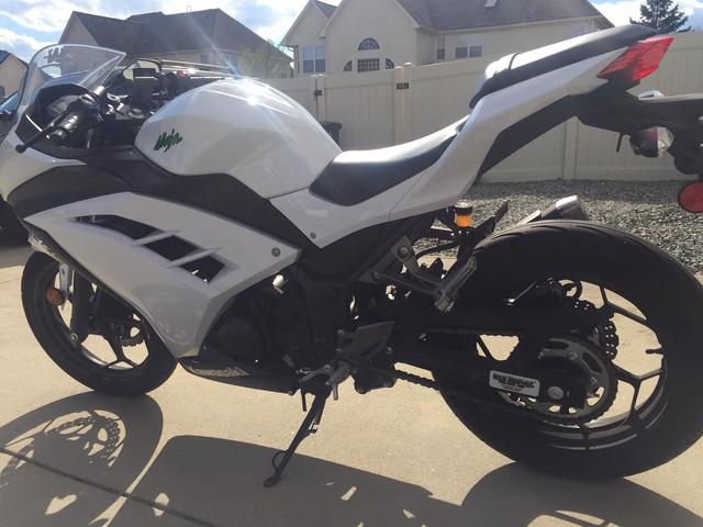 For Sale | 2015 KAWASAKI EX300AFF NINJA 300 $3300